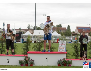 GPF 2016 – Podium Senior Cat B