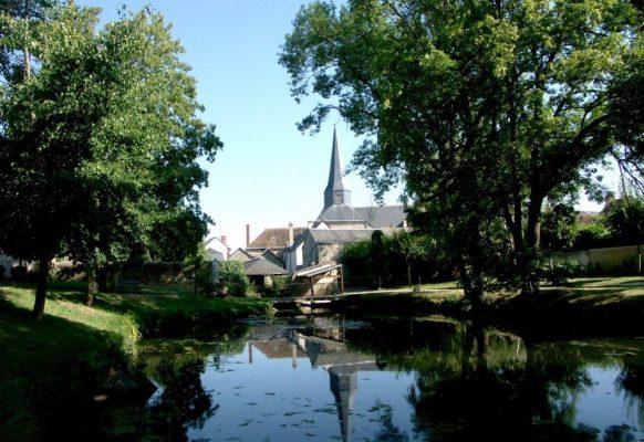 Etang de Beaune – Photo Ville de BM