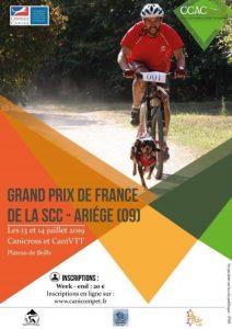 Grand Prix de France de Canicross @ Plateau de Beille (09)