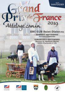 Grand Prix de France d'Attelage 2019 @ Saint Dizier (52100)
