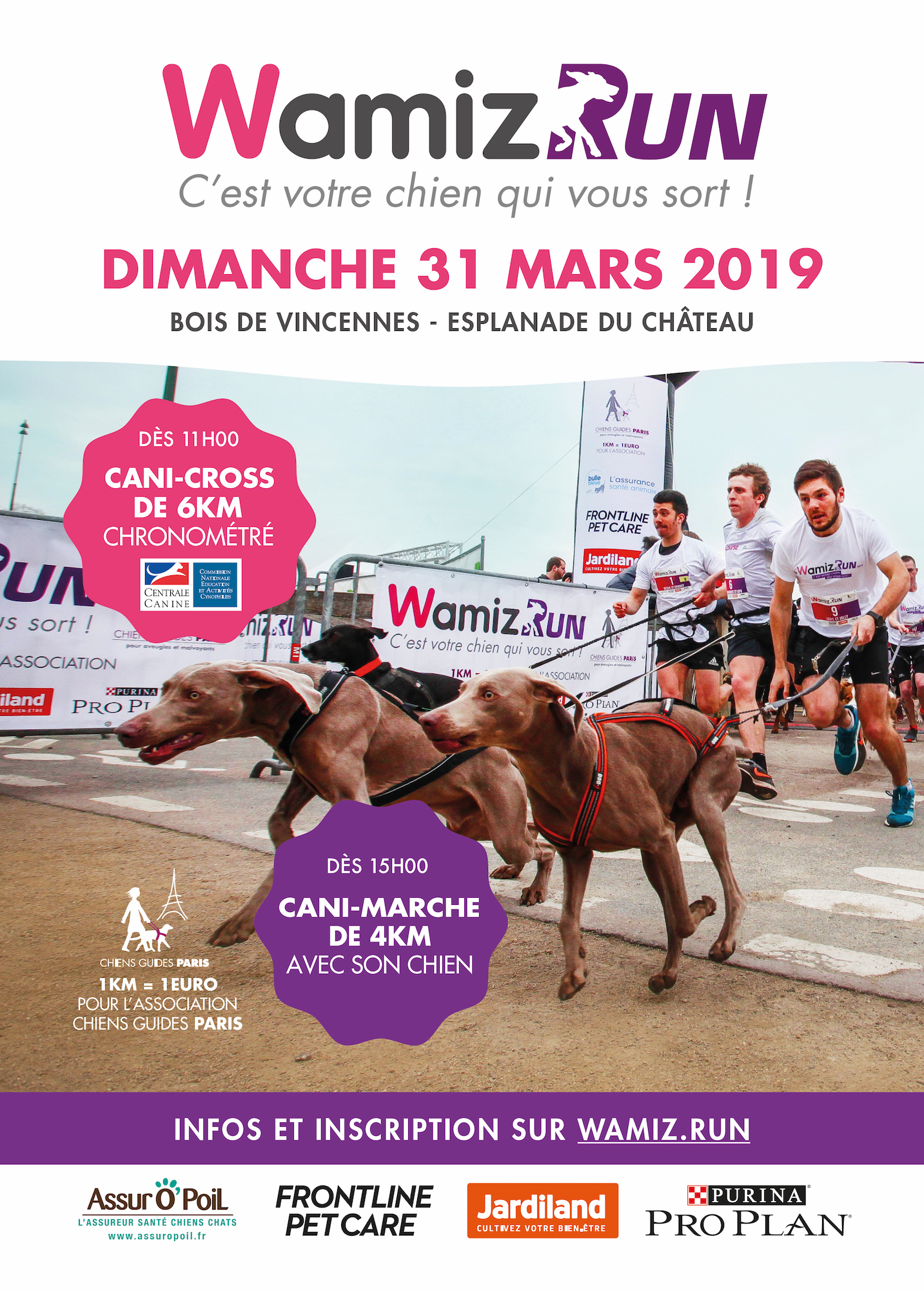 Calendrier Canicross 2019.Canicross Commission Nationale Education Et Activites