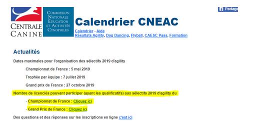 Réunion des CTT – 12 13 janvier 2019 – Commission Nationale