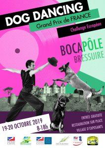Grand Prix de France Dog-Dancing 2019/Challenge Européen @ Bressuire (79300)