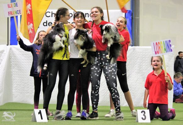 ChF Junior 2019 – Podium J18A